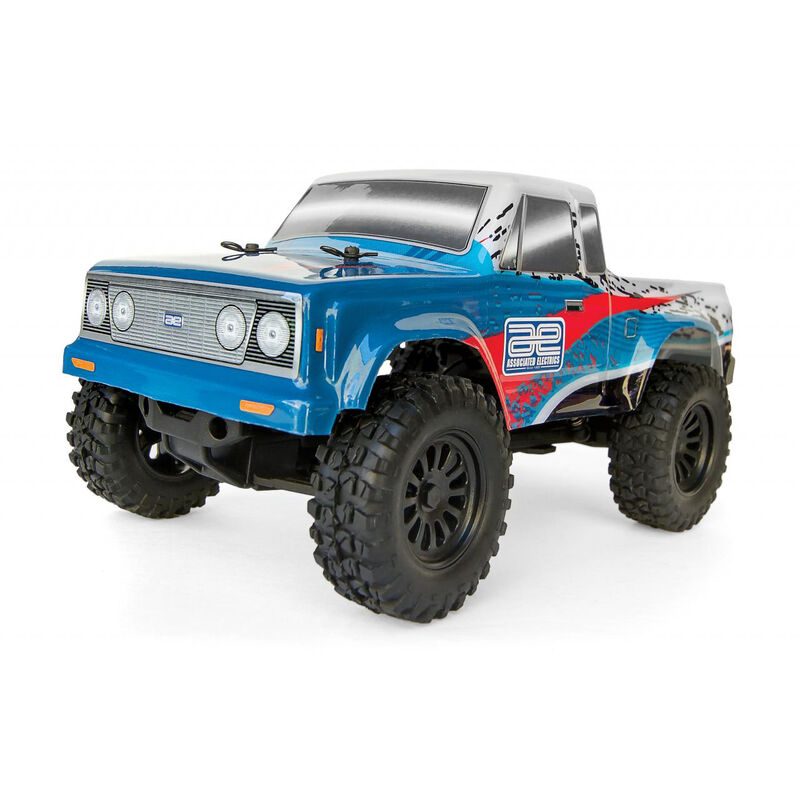 1/28 CR28 2WD Brushed Rock Crawler RTR