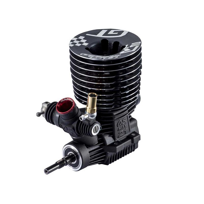 O.S.Speed R21GT Engine