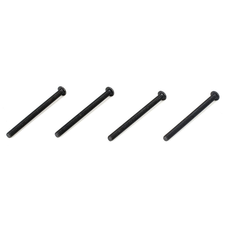 Button Head Screws, M3 x 40mm (4)