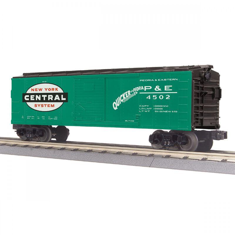 O-27 Box Peoria & Eastern #4502