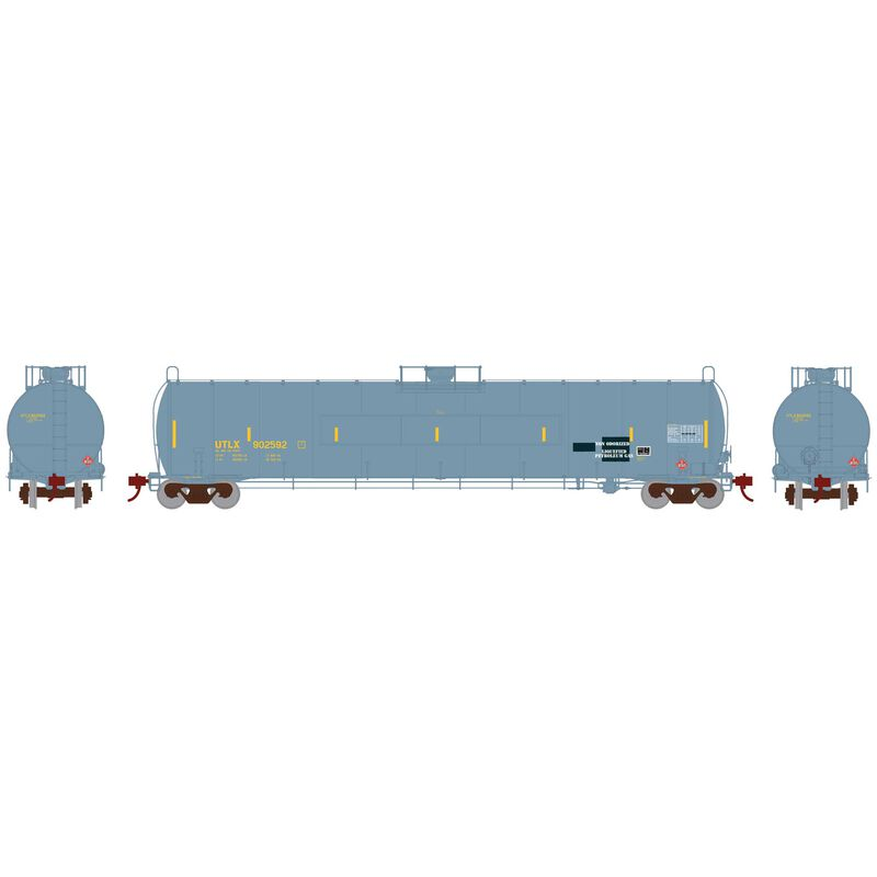 HO 33 900-Gallon LPG Tank Flat UTLX #902952