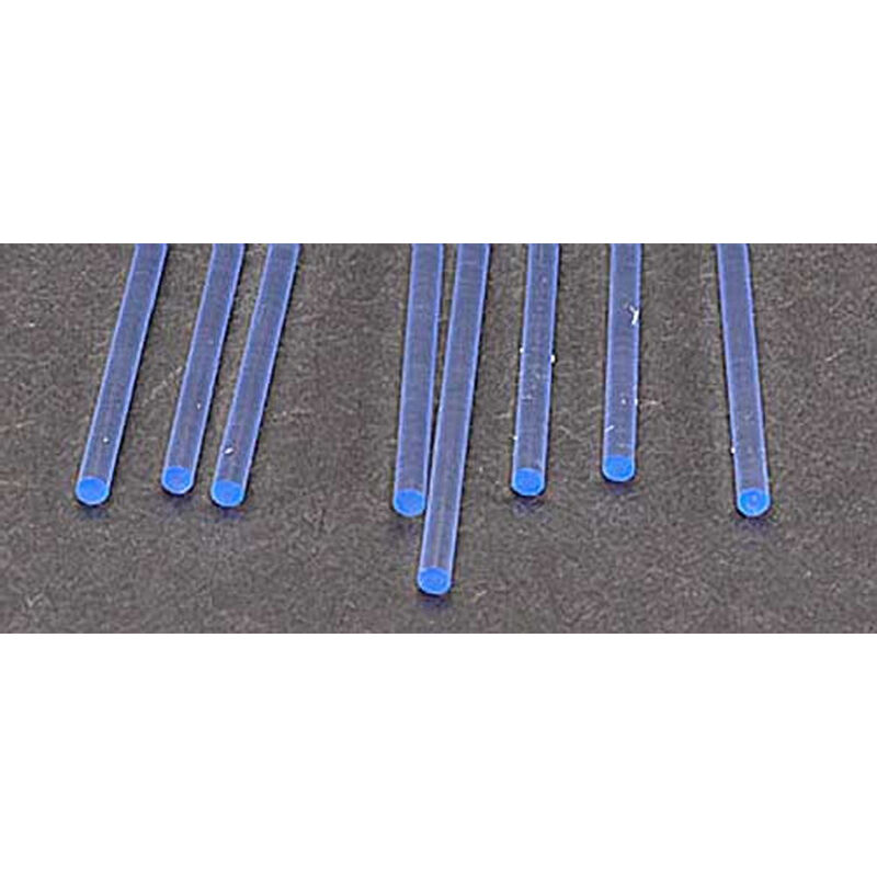 "FARB-3H Fluor Blue Rod,3/32"" (8)"
