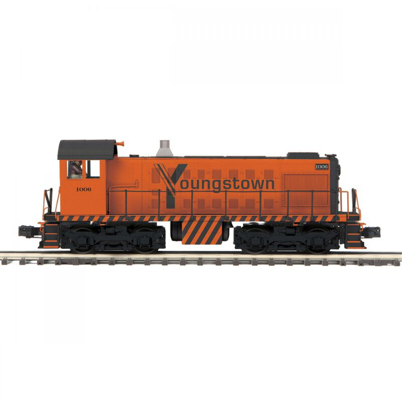 O S-2 Switcher with PS3 Youngstown Sheet & Tube #1006