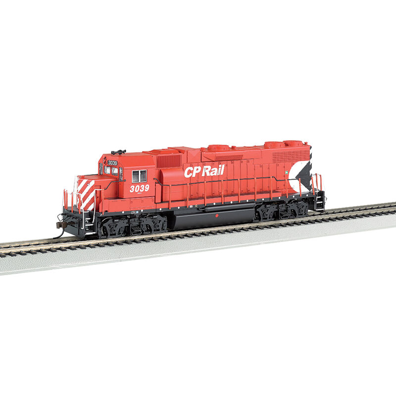 HO GP38-2 w/DCC & Sound Value, CPR