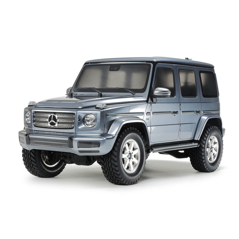 1/10 Mercedes-Benz G 500 4WD CC-02 Kit