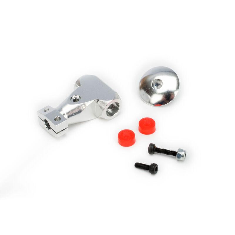 Aluminum Flybarless Head Block Set: 300 X