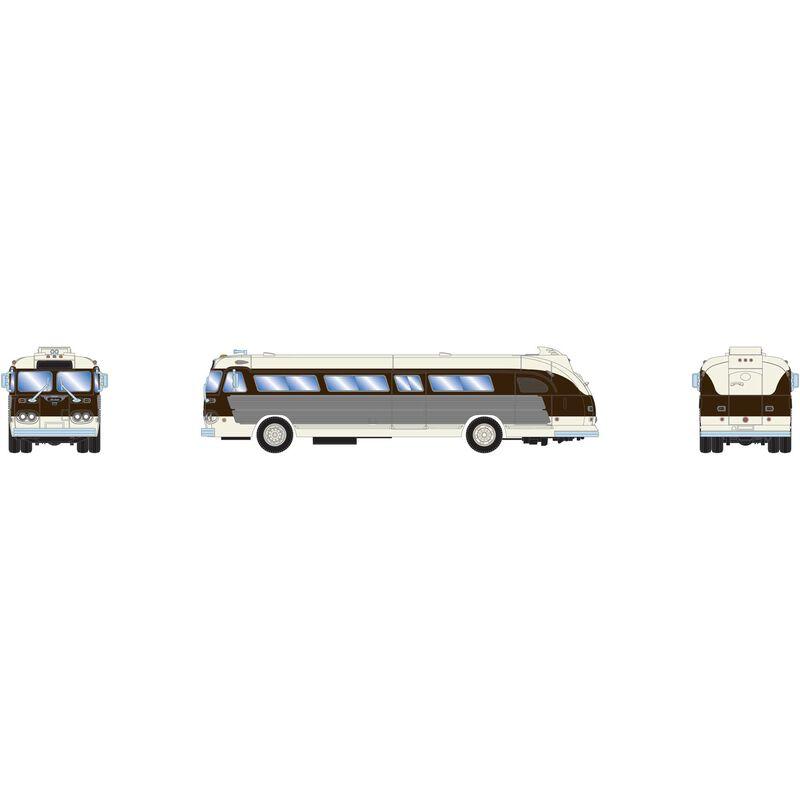N Intercity Bus Black & White