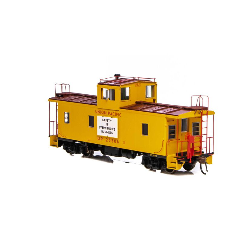 HO ICC Caboose with Lights & Sound UP #25506