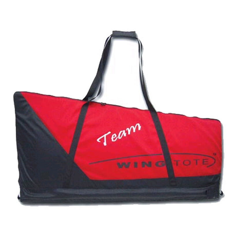 "Extreme Med Tote Double 52""x31""x21"" Red/Black"