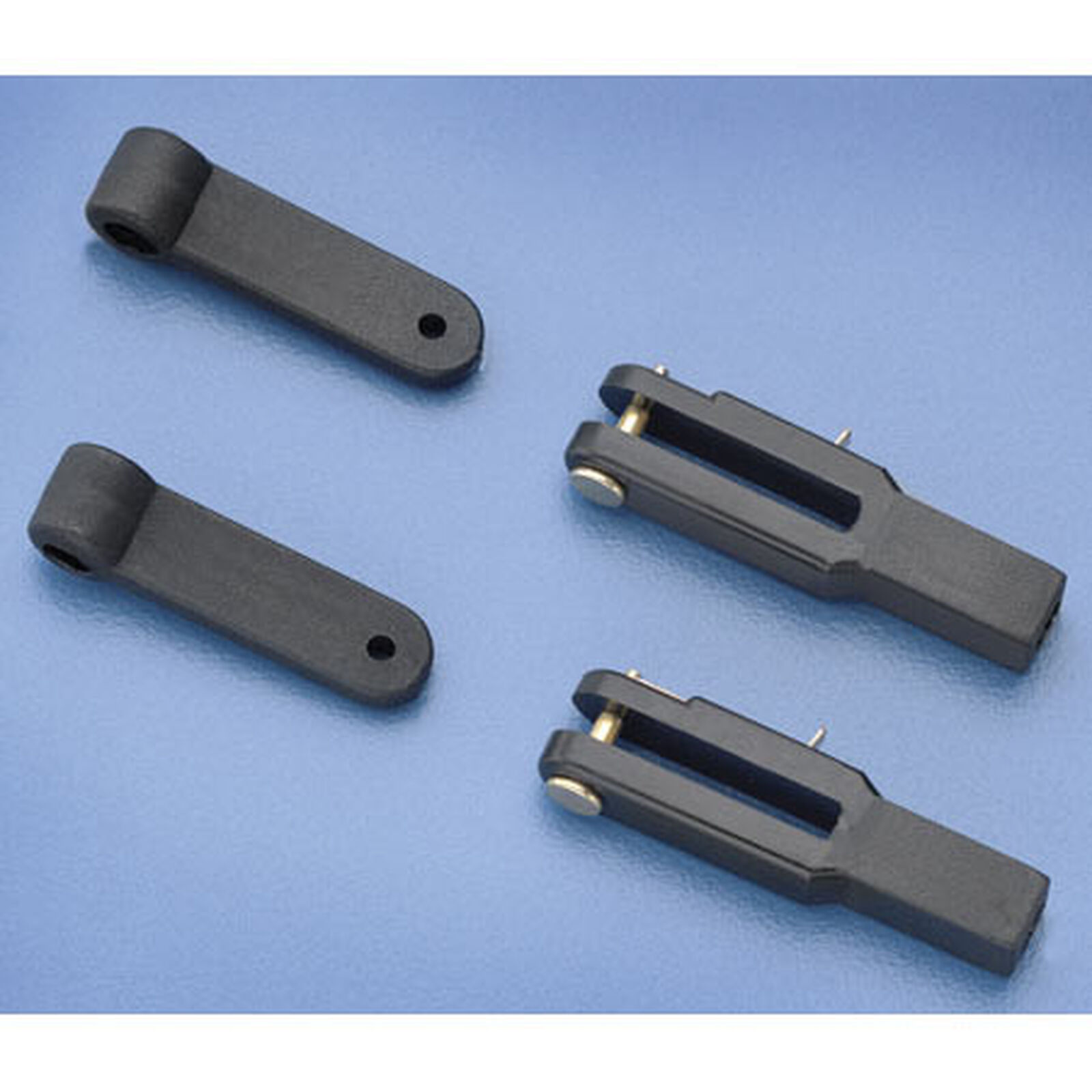 Heavy-Duty Control Arms & Clevises, .40-.91 (2)