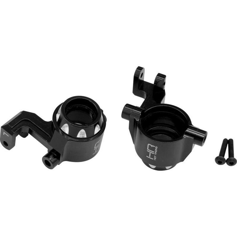 Aluminum Steering Blocks: Traxxas Maxx 4S
