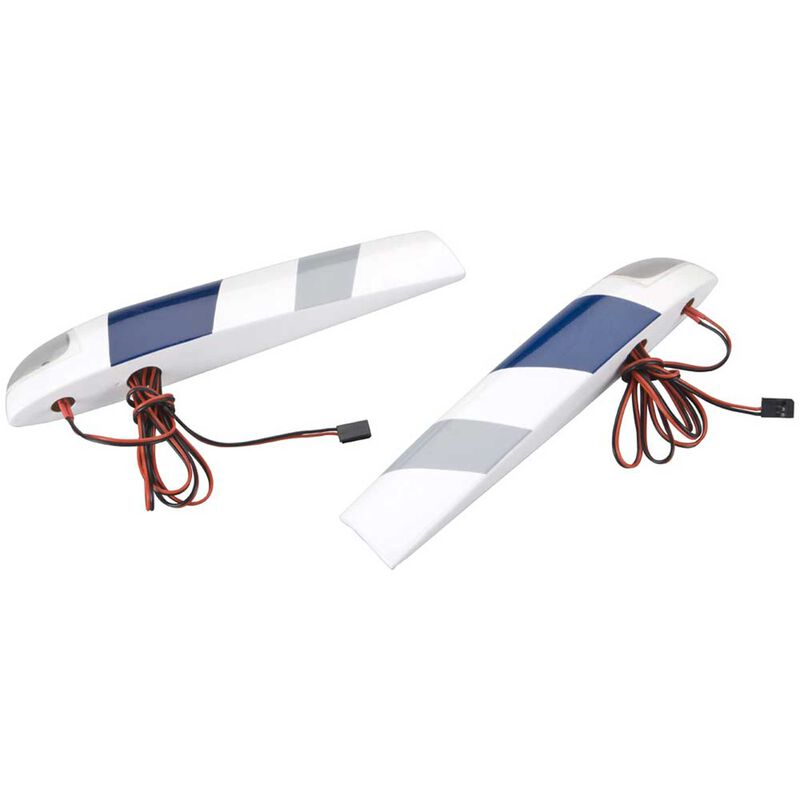 Wing Tip Set Left & Right: Cessna 182 60 Size