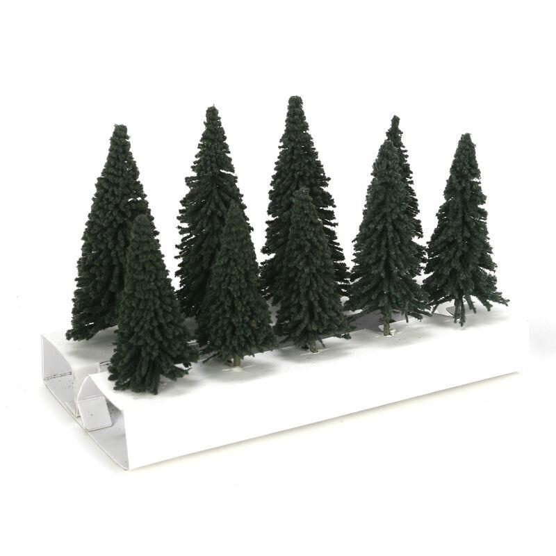 "Scenescapes Pine Trees, 3-4"" (9)"