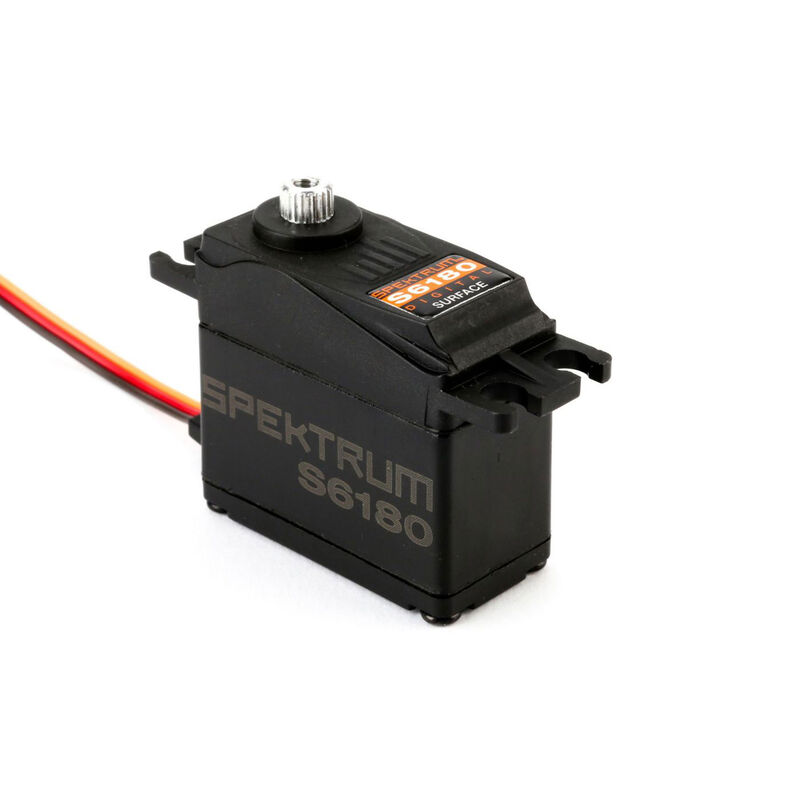 S6180 Standard Digital Metal Gear Surface Servo