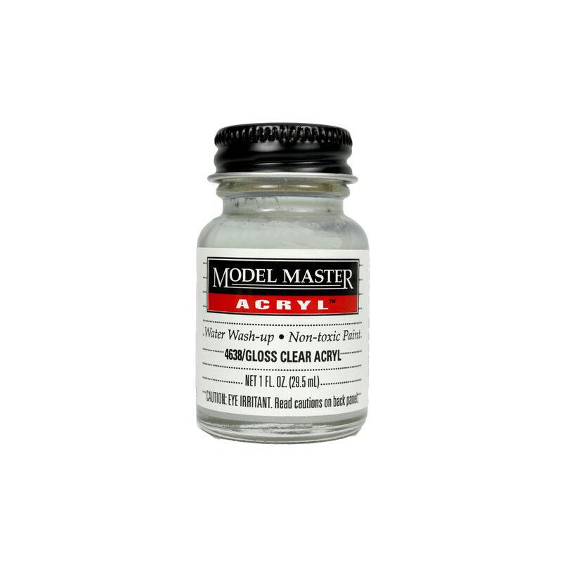 Acryl Gloss 1oz Clear Semi-White