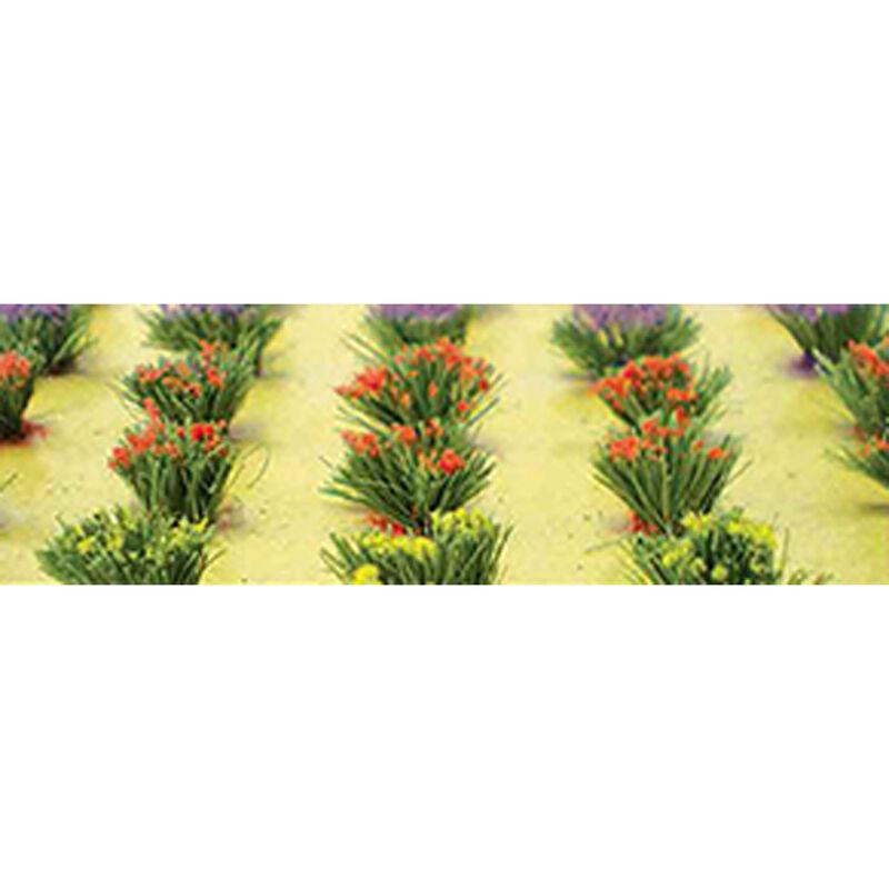 Flower Bushes 3 8' (30)