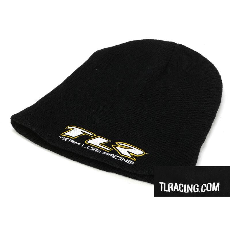 Skull Cap/Hat, Black