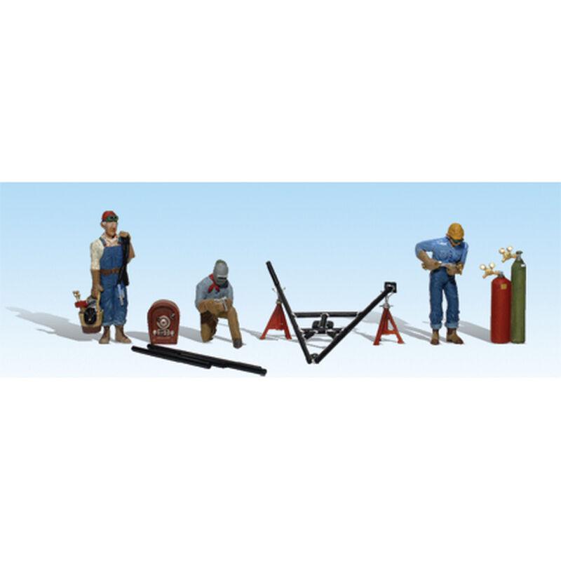 HO Welders & Accessories