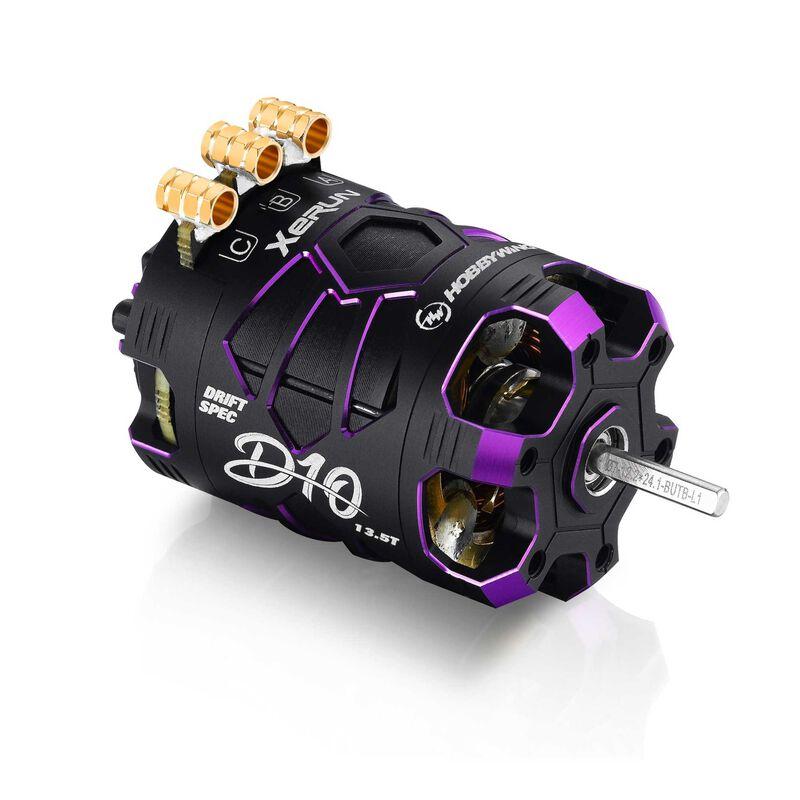 XeRun D10 Motor 13.5T, Spirit