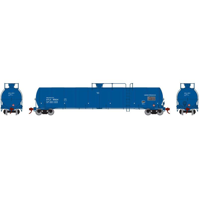HO 33 900-Gallon LPG Tank Late UTLX #951124