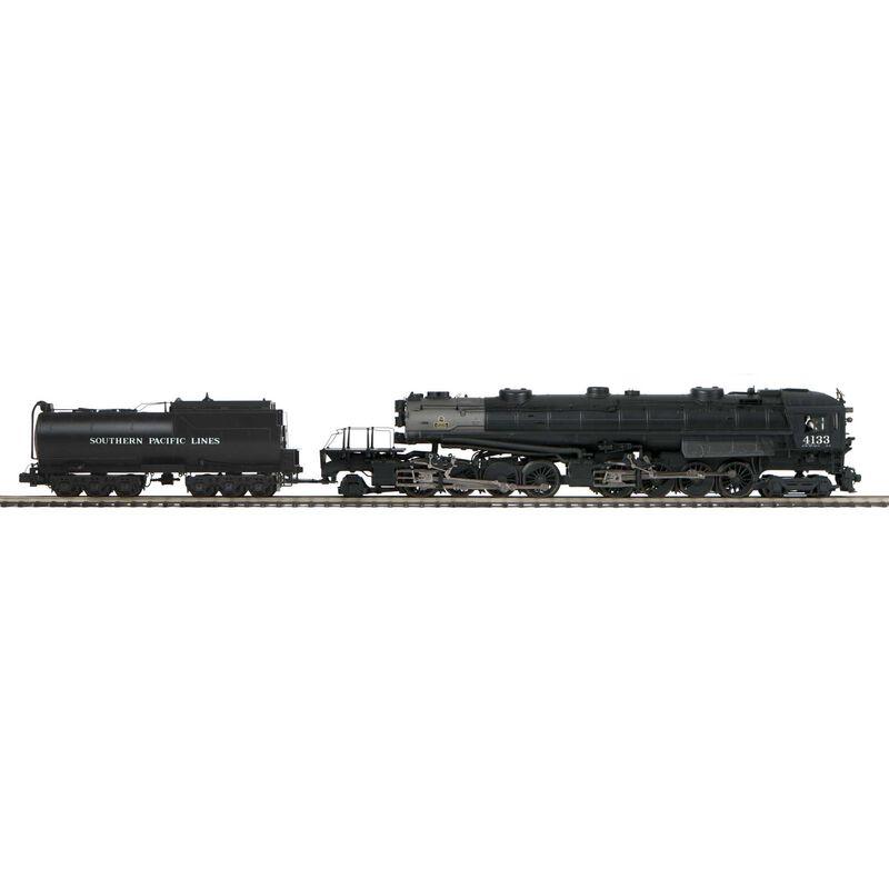 O Hi-Rail 4-8-8-2 AC6 Cab Forward w PS3 SP #4133