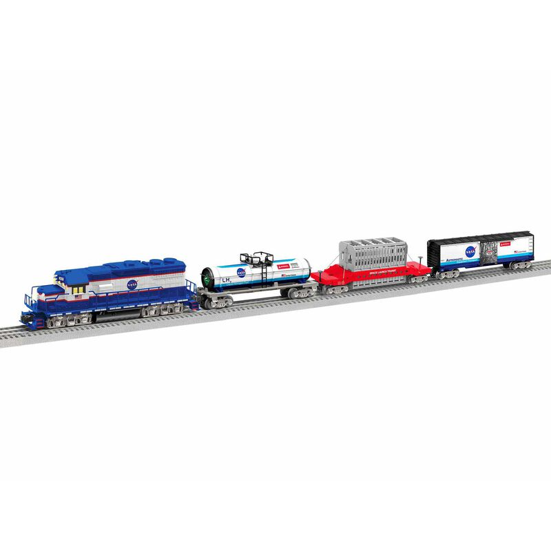 O31 Space Launch LionChief Freight Set
