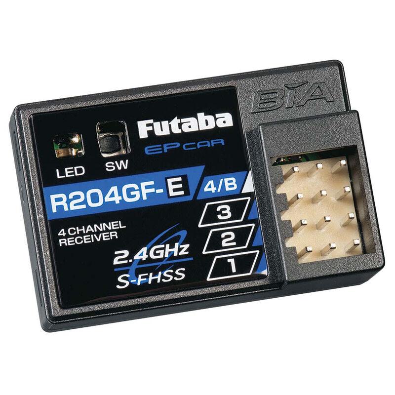 R204GF-E 4-Channel S-FHSS Micro Receiver
