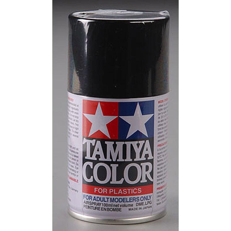 Spray Lacquer TS-29 SemiGloss Black