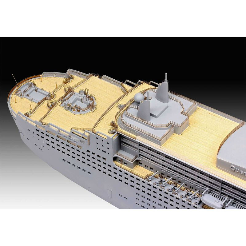 1/400 Queen Mary 2