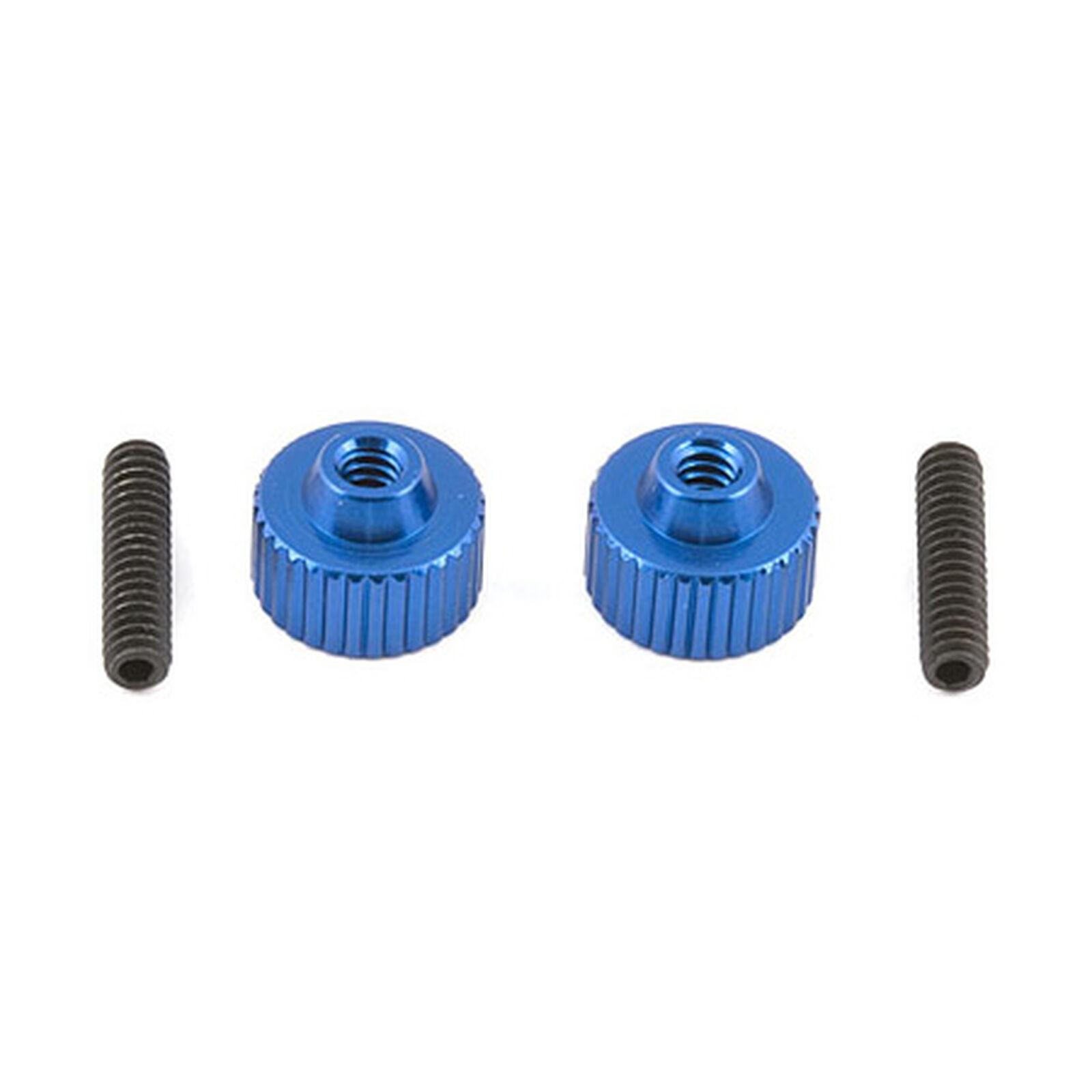 Factory Team Battery Strap Thumbscrews (2)