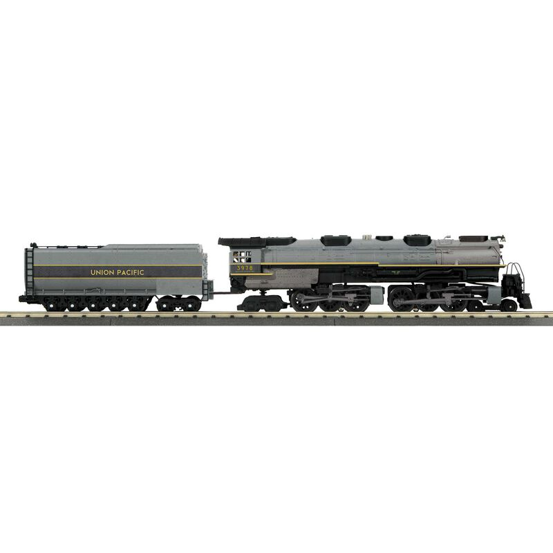 O-27 Imperial 4-6-6-4 Challenger with PS3 UP #3978