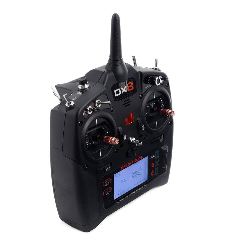 DX8 8-Channel DSMX Transmitter Only Gen 2