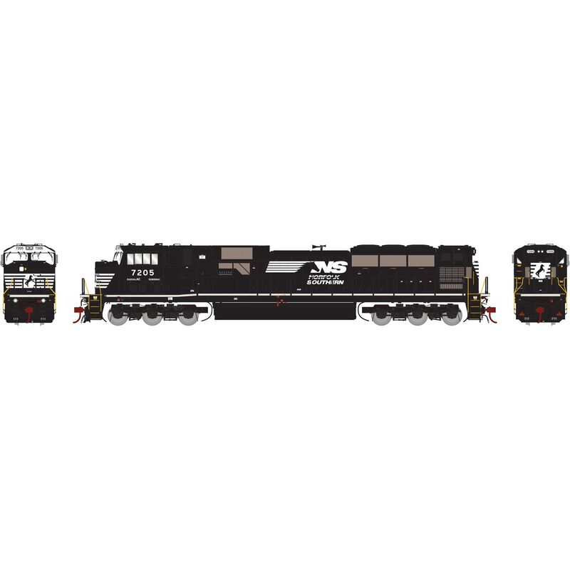HO SD80MAC with DCC & Sound NS #7205