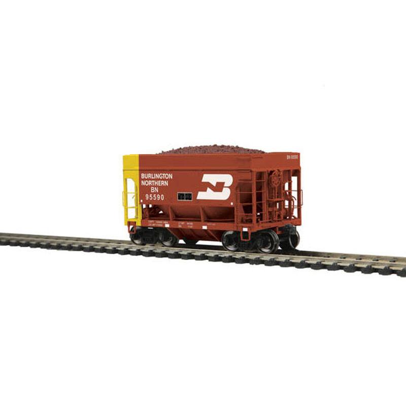 HO 70-Ton High Side Ore Car, BN #95590