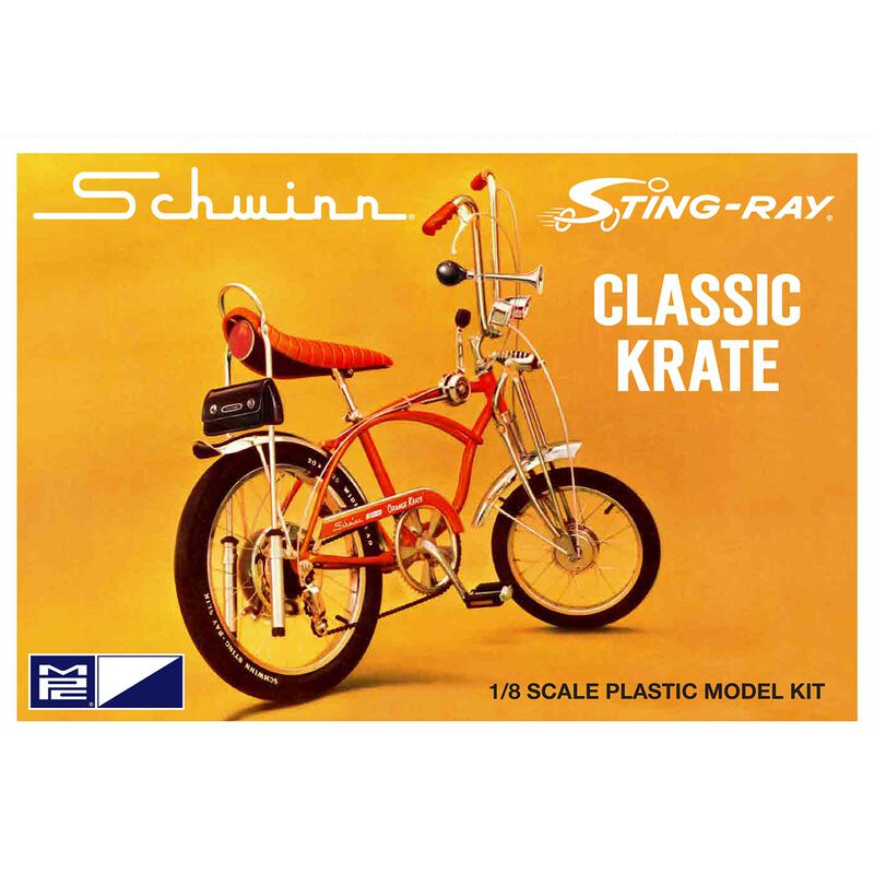 1/8 Schwinn Sting Ray 5 Speed Bicycle, Assorted