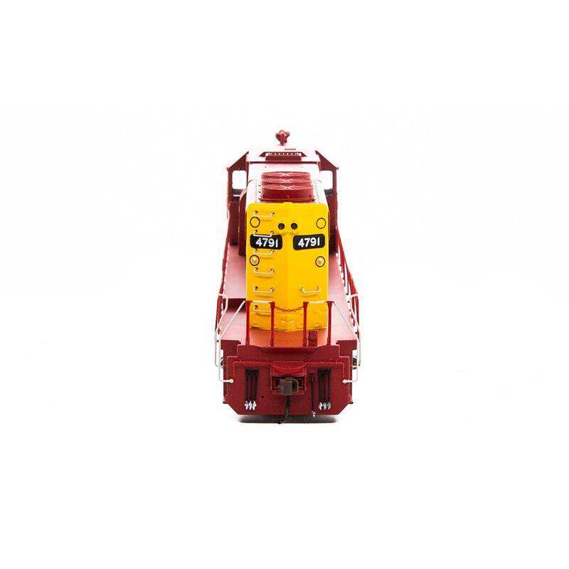HO RTR SD40-2 RI #4791