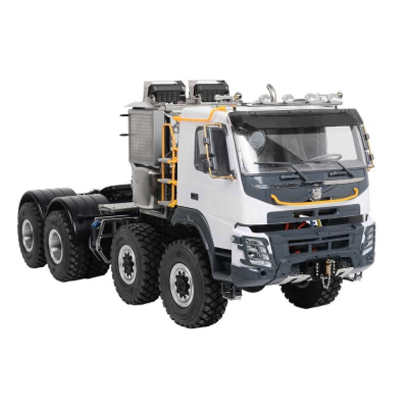 1/14 8X8 Tonnage Heavy Haul Truck (FMX) Brushed RTR