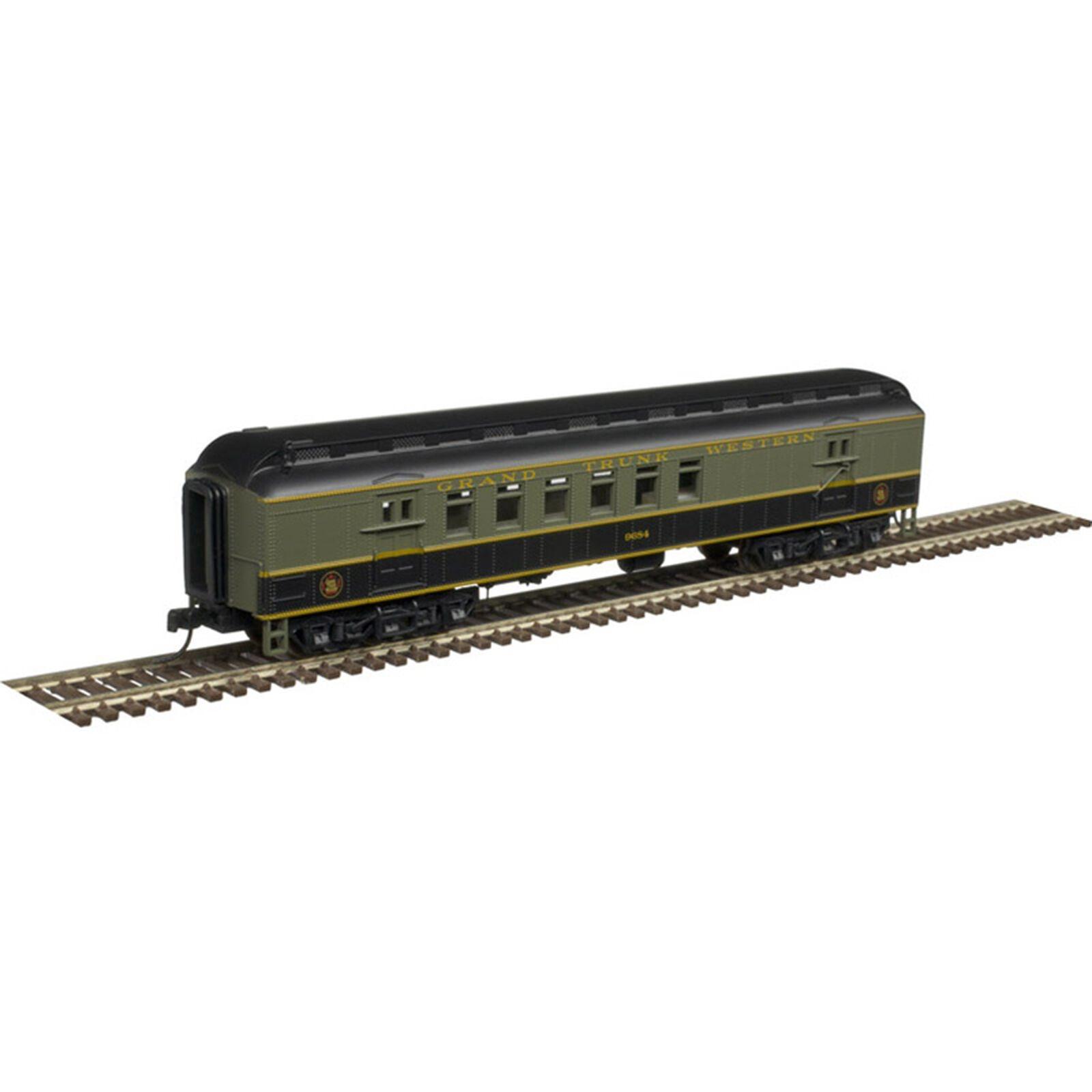 N Trainman 60' RPO Car GTW #9685