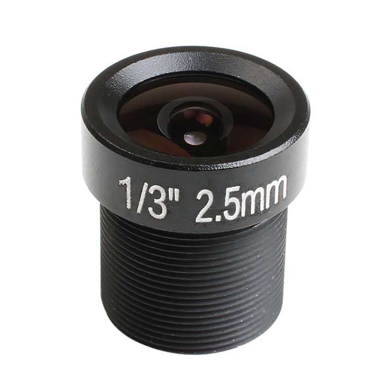 2.5mm FOV130 Wide Angle Lens