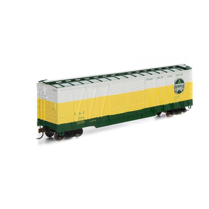 HO RTR 50' Single Sheathed Box TS&E #109