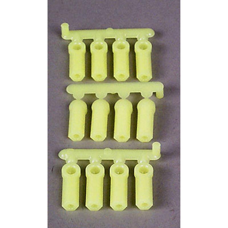 Rod Ends,Heavy Duty 4-40(12)Yellow