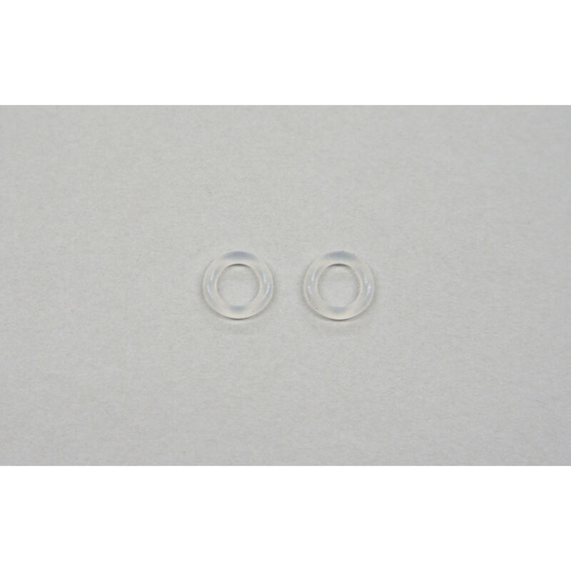 HTD S6 O-Ring Silicone (10): X8