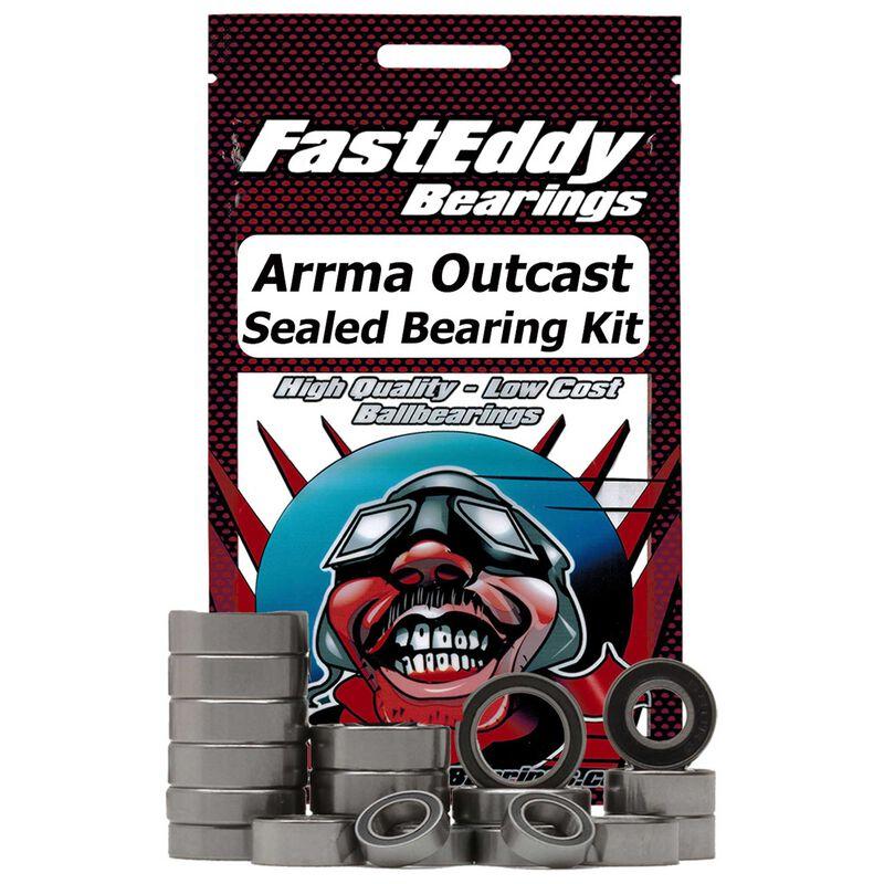 Sealed Bearing Kit: ARRMA OUTCAST