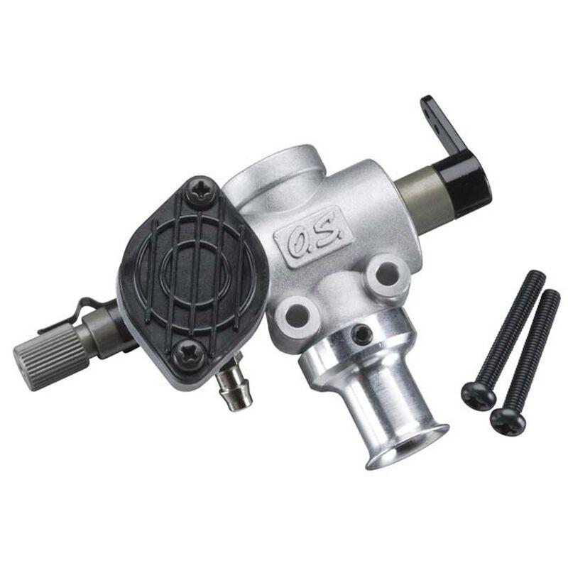 Carburetor 61R: FS81 Alpha Pump