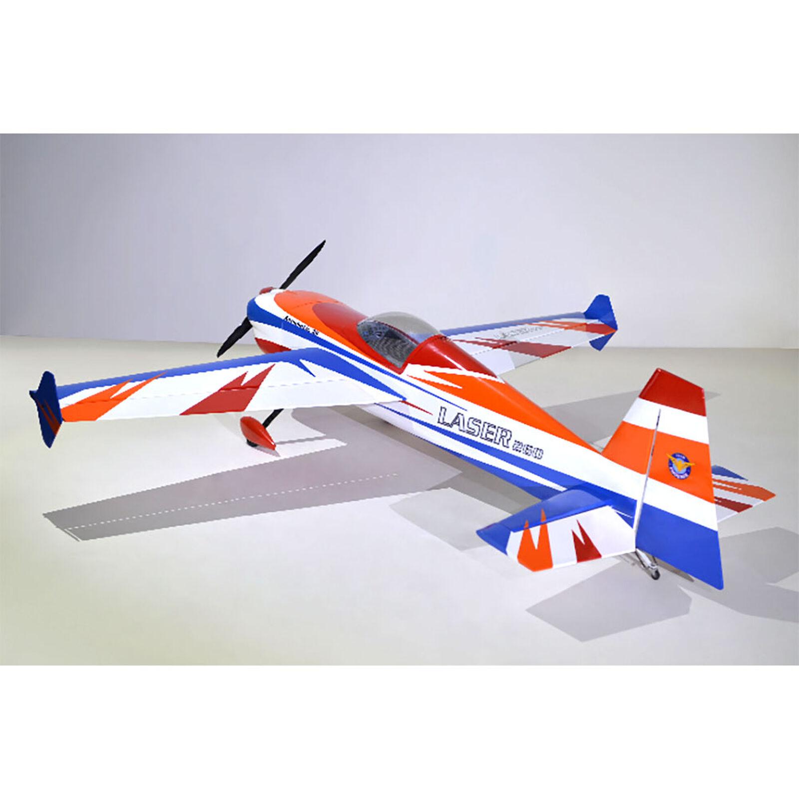"Laser 260 Aerobat 70cc ARF 88.6"""