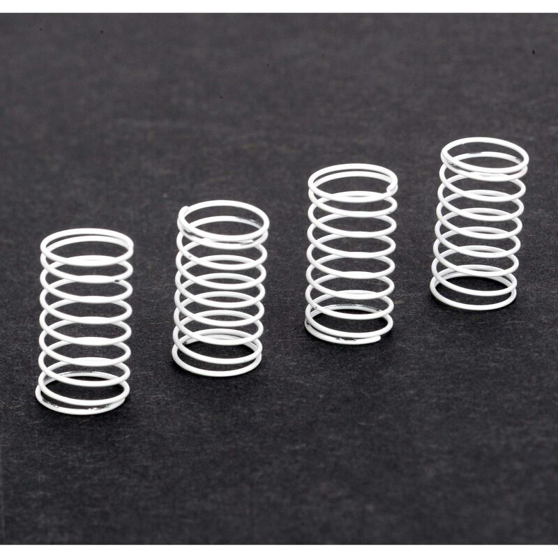 Damper Spring, Soft (4): Micro SCT, Rally,Truggy