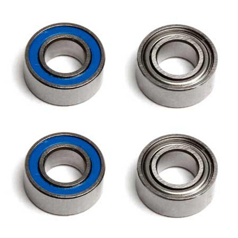 Factory Team Bearings 5x10x4mm (4)