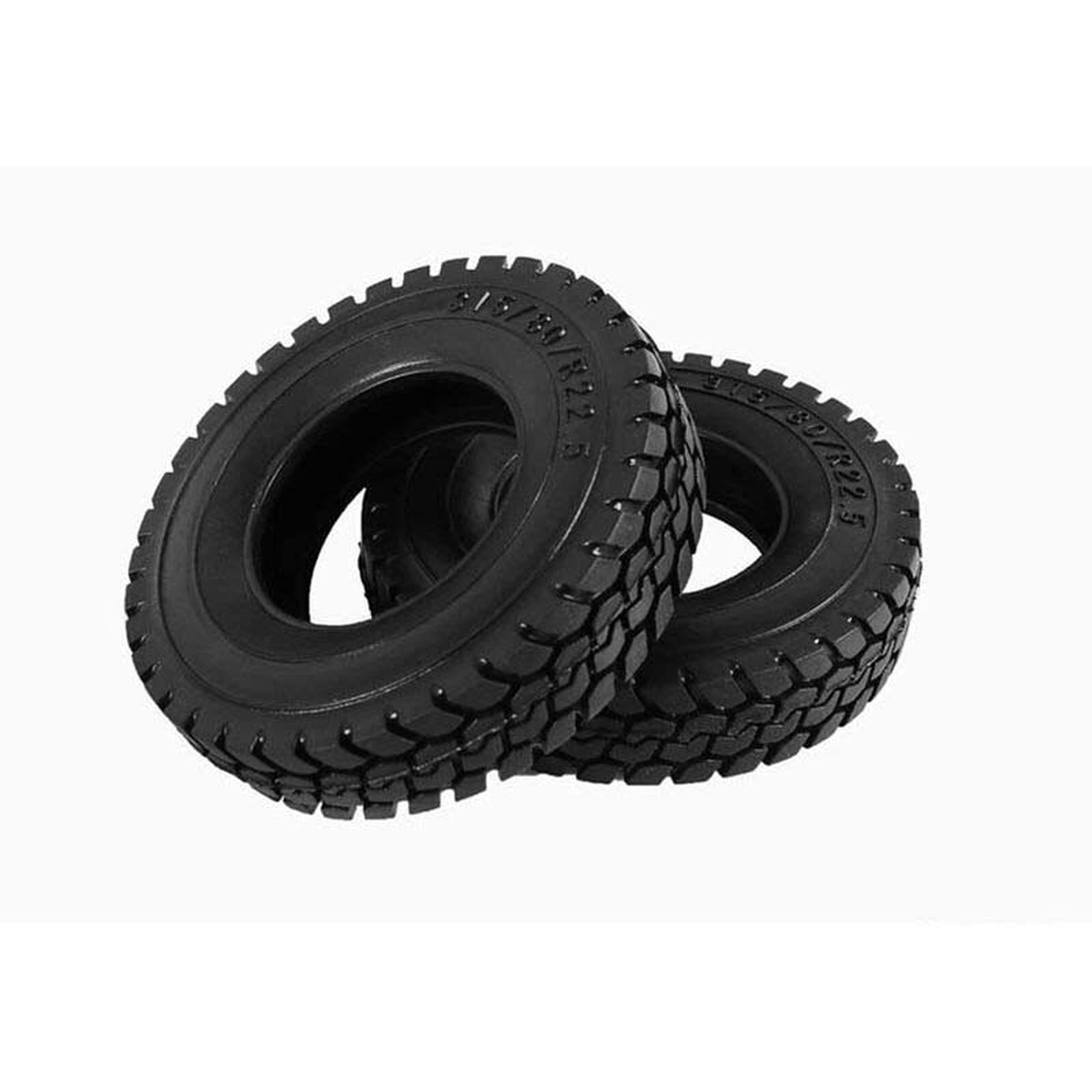 1/14 King of the Road 1.7 Semi Truck Tires (2)