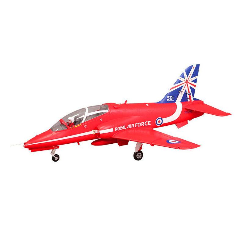 BAE Hawk Red Arrow 80mm EDF Jet PNP, 1041mm