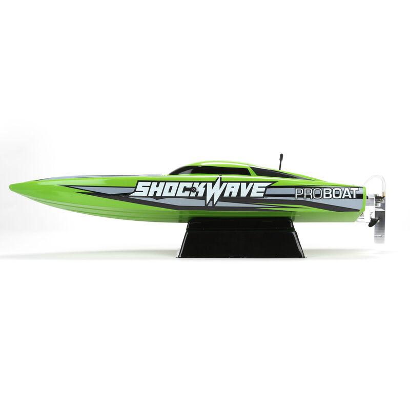 """Shockwave 26"""" Brushless Deep-V RTR"""